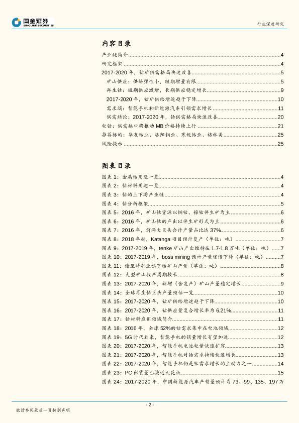 """有色金屬行業行業深度研究報告:""""鈷""""起勇氣,迎接漲價-20170828-undefined"""